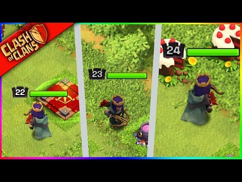 HERE'S HOW WE DID IT ▶️ Clash of Clans ◀️ 2 Upgrades, 1 Queen, 0 Gems*