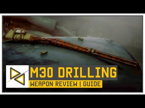 [BF5] M30 Drilling - SECRET Sniper Rifle - The BEST Shotgun in BFV! [Weapon Review / Guide]