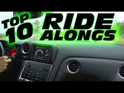 TOP 10 Car Ride Alongs
