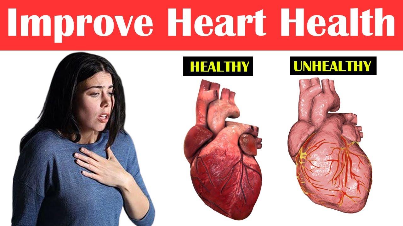 8 Ways to Improve Heart Health Naturally