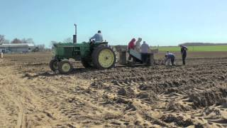 Katona Farms Inc. Planting Asparagus