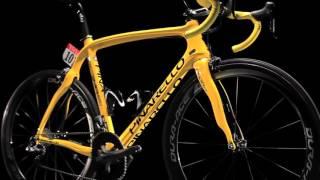 Шоссейный велосипед Pinarello DOGMA 65/1(Легендарный велосипед Pinarello DOGMA 65/1. Тот самый асимметричный шоссейник на котором было выиграно больше всего..., 2016-02-05T06:29:34.000Z)