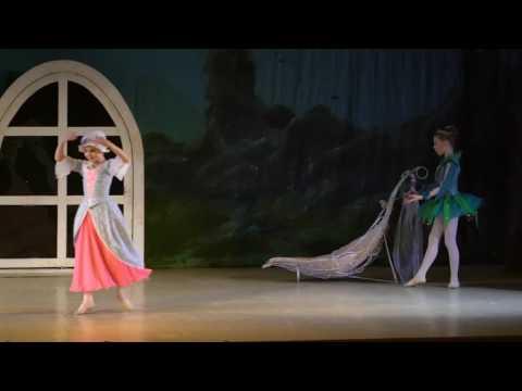 """Детский балет """"Дюймовочка"""". Женщина и Фея"""