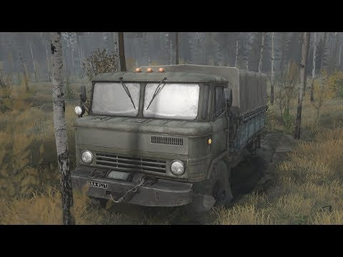 Spintires: MudRunner Preview