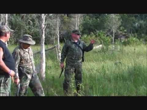 Florida Hog Hunt With Percussion Revolvers