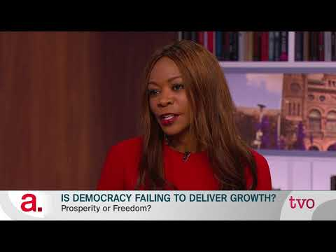 Is Democracy Failing to Deliver Growth?