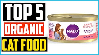 Top 5 Best Organic Cat Food Review in 2020