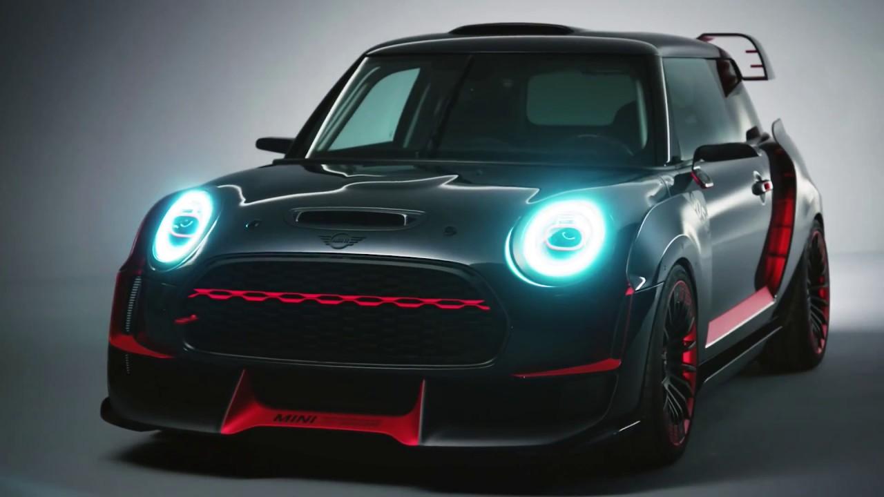 Mini Cooper 2019 >> MINI JCW GP Concept - YouTube