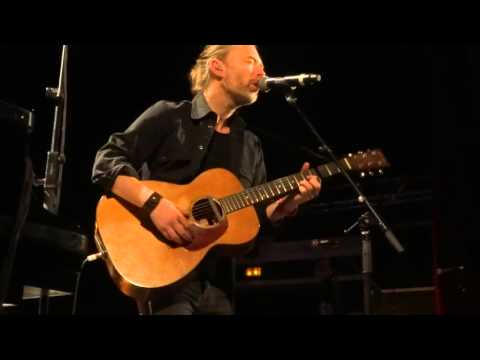 "Thom Yorke, new RADIOHEAD song ""silent spring"" @ Pathway To Paris, Trianon, 04 Décembre 2015"