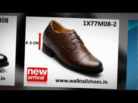 NEW ARRIVALS OF HEIGHT INCREASING ELEVATOR SHOES THIS NOVEMBER FROM CELBY