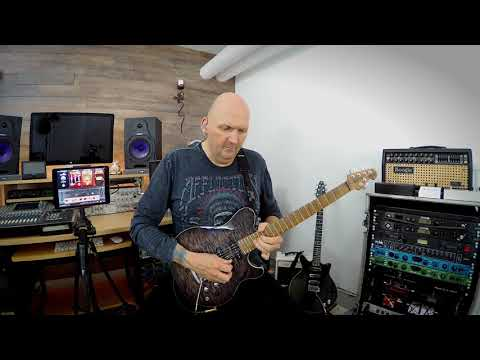 Brian May Collection For AmpliTube IOS Detailed Overview