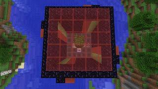 minecraft AFK Oak, Birch, Jungle tree farm 1.9+