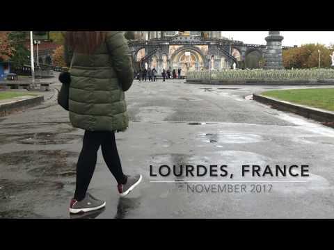 Lourdes, France   November 2017