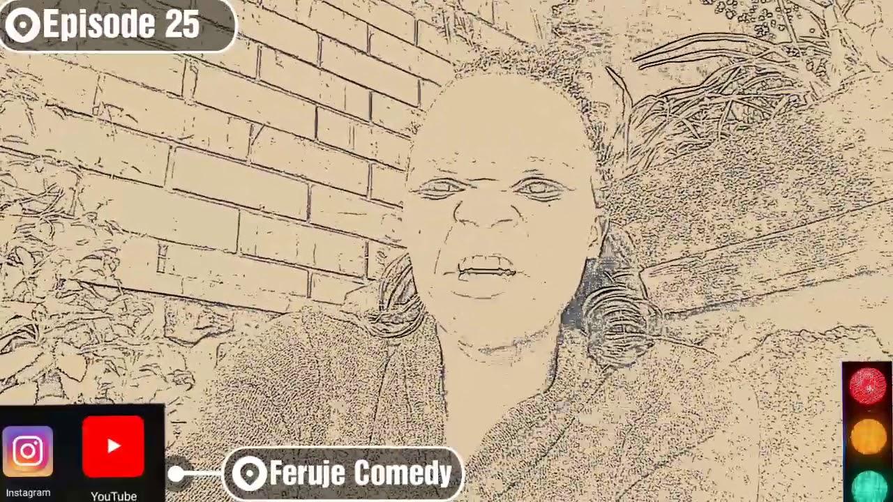Feruje Comedy Ep25: Perimi yo gutwara ibirenge