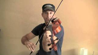 Bb Major Scale One Octave for Viola