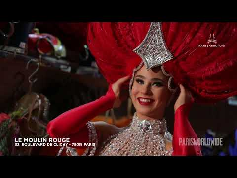Dans les coulisses du Moulin Rouge avec Paris Worldwide