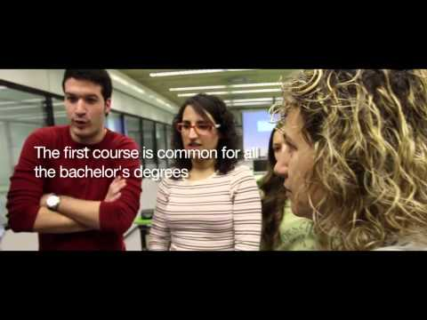 Undergraduate programs in Engineering   La Salle Campus Barcelona