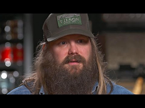 Country singer Chris Stapleton on songwriting for other artists