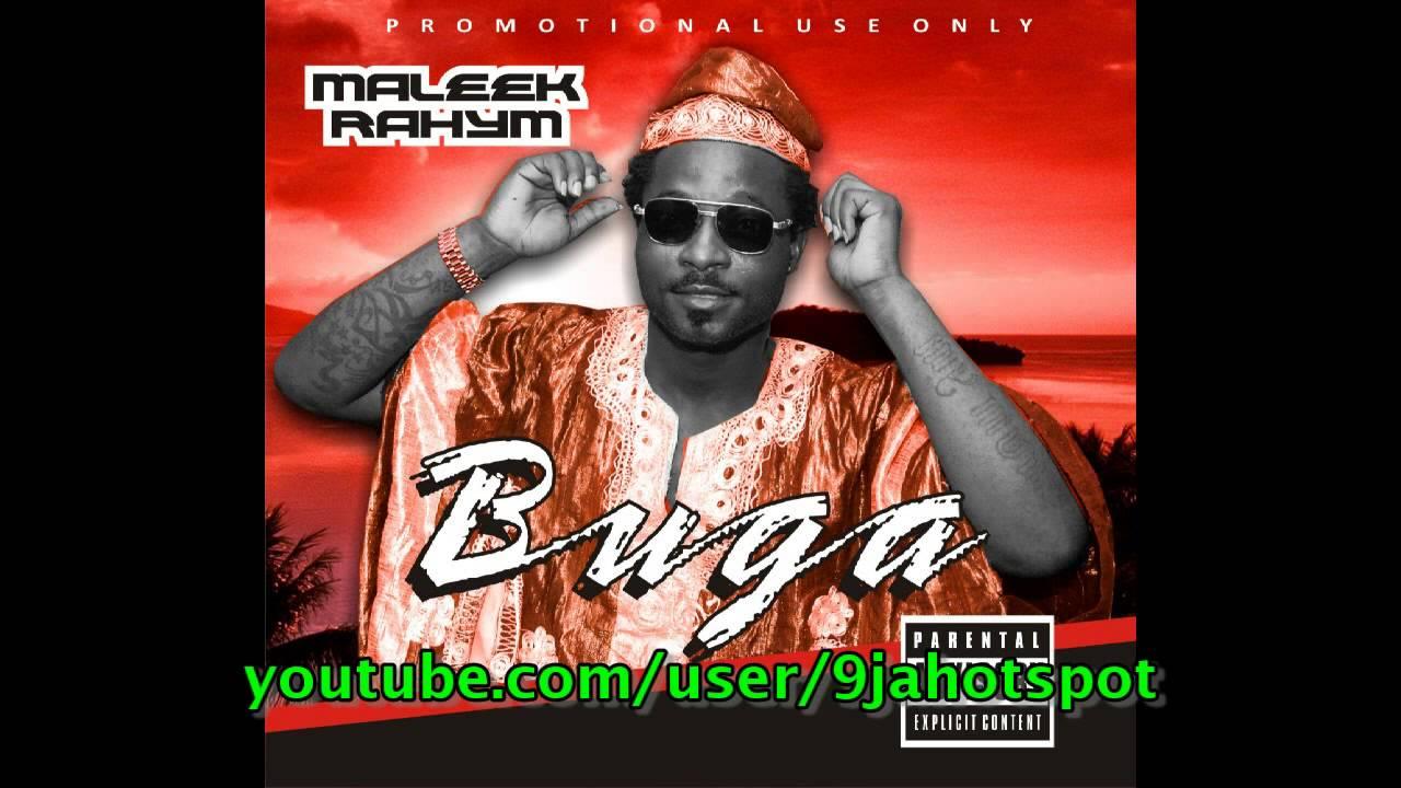 Maleek Rahym - Buga - YouTube