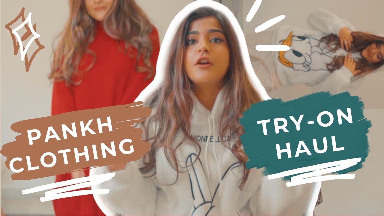 Download I got stuff from an INSTAGRAM STORE *PANKH TRY ON HAUL*