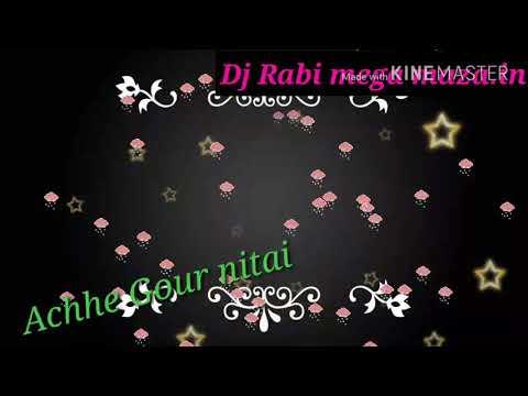 New dj re mix from -achhe gour nitai...Dj Rabi