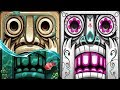 Temple Run 2 Pirate Cove VS Spirits Cove Android iPad iOS Gameplay HD