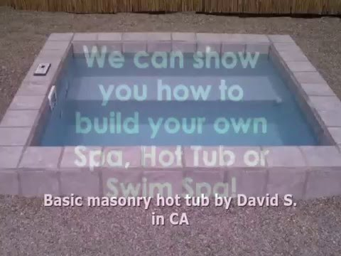 a shot at tub am screen real men tubs their minute your diy to how own build hot