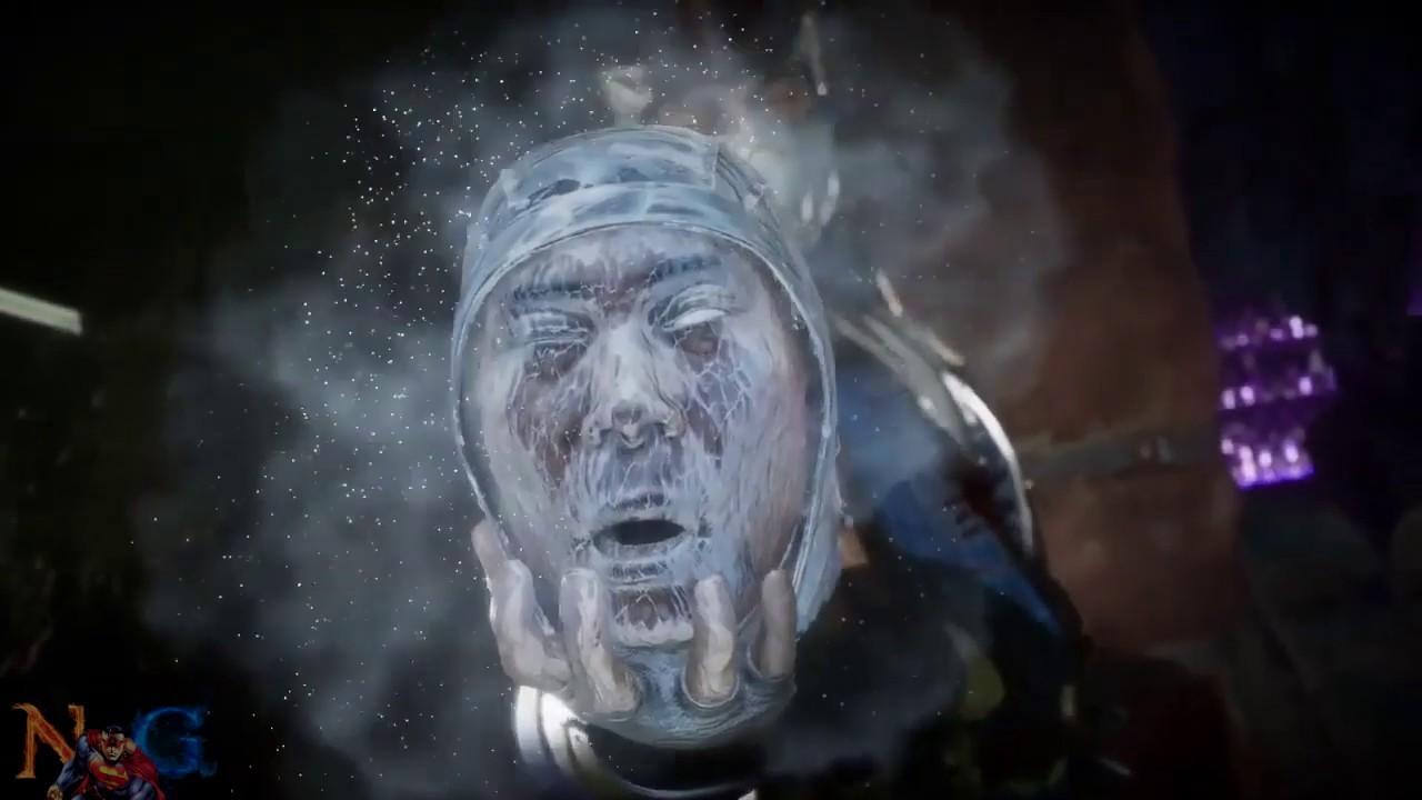 Mortal Kombat 11 Sub Zero Fatality Brutalities Return Youtube