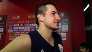 Nemanja Bjelica Nakon Poraza od Argentine u Četvrtfinalu Mundobasketa   SPORT KLUB Košarka
