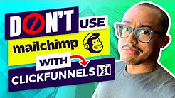 Don't Use MailChimp On ClickFunnels! (Use This Instead) | [Best Autoresponder For ClickFunnels 2019]
