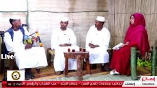 ابراهيم ود العليش برنامج انفاس البوادي