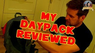 my Day Pack -  RELIABLE and CHEAP - Karrimor Urban 30L Backpacking  Daypack Review