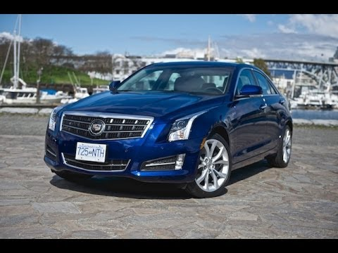 2013 cadillac ats review youtube. Black Bedroom Furniture Sets. Home Design Ideas