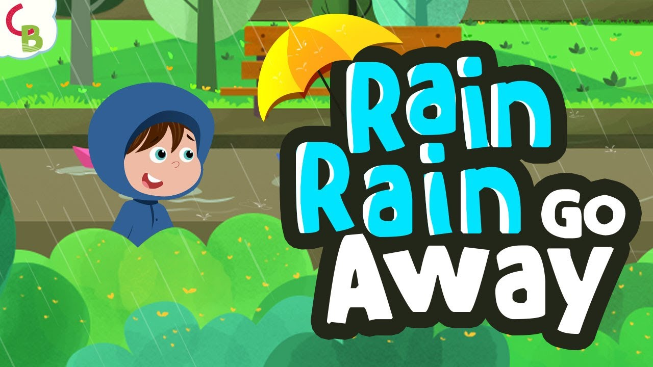 Rain Rain Go Away Little Johnny Wants To Play Song - Nursery Rhymes for  Kids by Cuddle Berries