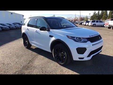 2018 Land Rover Discovery Sport Reno, Sparks, Carson City, Sacramento, Nevada R6306