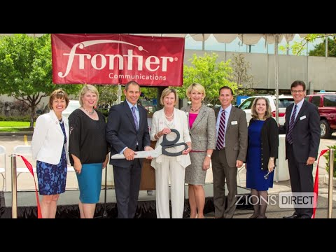 Frontier Communications - Speaking on Business