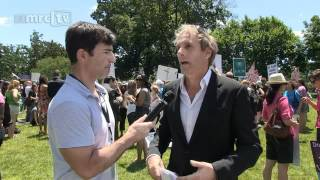 Michael Bolton Takes on Chris Brown Video
