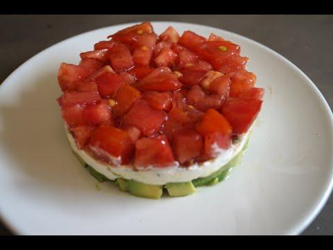 tartare-avocat-/-tomate-pour-une-entrée-au-top!