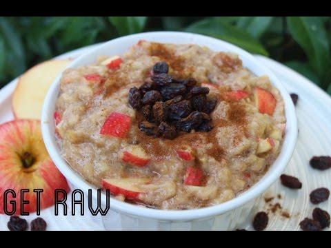 GET RAW-Avena de Platano para Reemplazar el Desayuno
