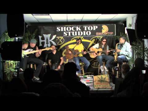 """Rebelution - """"Sky Is The Limit"""" Acoustic"""