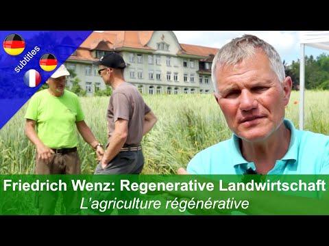 Elemente der Regenerativen Landwirtschaft - erklärt von Friedrich Wenz am Bio-Ackerbautag