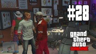 """GTA V ONLINE: """"TATUAJES Y MUERTE!!"""" #28 - GTA 5 ONLINE Gameplay"""