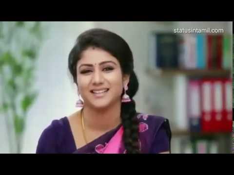 Pakkatha Nerathil  Raja Rani Serial  Cute Love Status Video