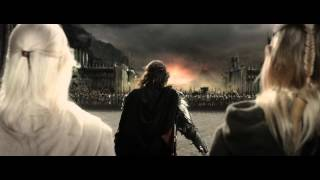 LOTR: The Return of the King - Charge at the Black Gate