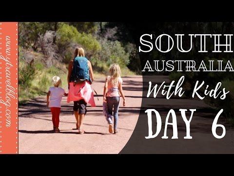 Flinders Ranges National Park | South Australia Family Road Trip, Day 6