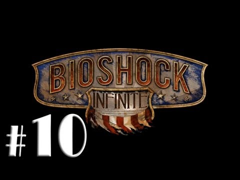 BioShock Infinite Español - Parte 10 - Guia | Walkthrough | Let's Play