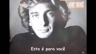 This One's For You - Barry Manilow(Legendado)