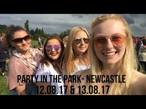 PARTY IN THE PARK - NEWCASTLE - 12.08.17 & 13.08.17