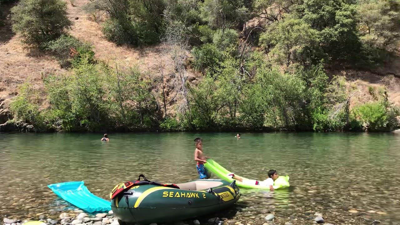 gorge swimming hole in Scranton pa - YouTube