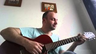 Бременские музыканты fingerstyle guitar cover